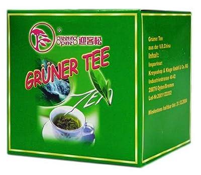 Greeting Pine Grüner Tee, 1er Pack (1 x 1 kg Packung) von Greeting Pine auf Gewürze Shop