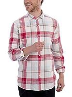 BLUE COAST YACHTING Squared Colour Shirt Squared Colour Shirt (ROJO)