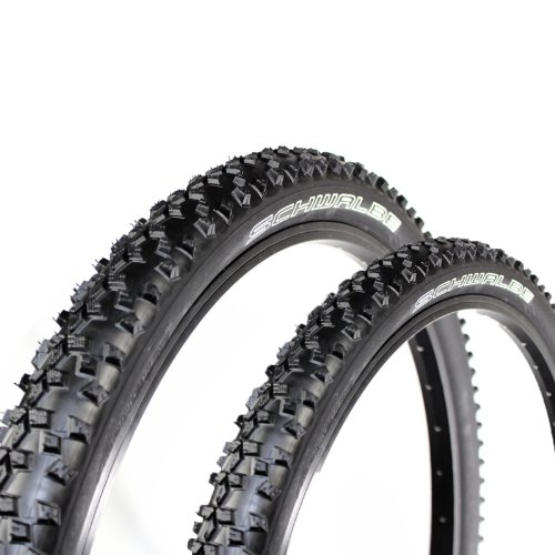 2x Schwalbe Smart Sam Reifen 26 x 2,1 54-559 Performance falt faltbar Neu A199