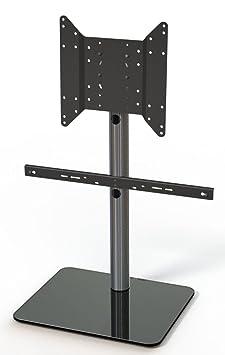 Just Racks tv600sp-bg TV Ständer Standfuss mit TV Halterung und Soundbar-Halterung