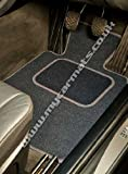 Alfa Romeo Brera (2005 to 2010) Navy Car Mats