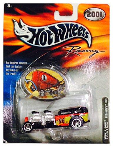 Hot Wheels 2001 Racing Tail Dragger Oakwood Homes