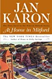 At Home in Mitford (A Mitford Novel) by Jan Karon