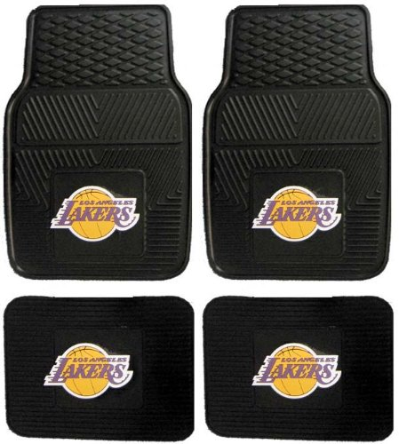 NBA Los Angeles Lakers Car Mats