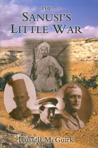 Sale alerts for Arabian Publishing Ltd Sanusi's Little War: The Amazing Story of a Forgotten Conflict in the Western Desert, 1915-17 - Covvet