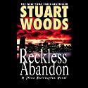 Reckless Abandon: Stone Barrington, Book 10 Audiobook by Stuart Woods Narrated by Tony Roberts