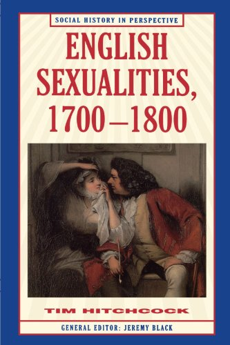 English Sexualities, 1700-1800 (Social History in Perspective (St...
