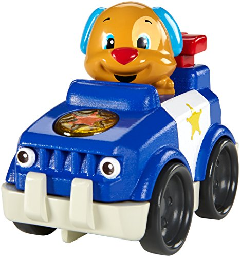 Fisher-Price Laugh and Learn Smart Speedsters, Police Car - 1