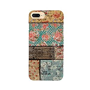 iSweven IP7p_1277 Printed high Quality Color_Full_Flowers Design Back case cover for Apple iPhone 7 Plus