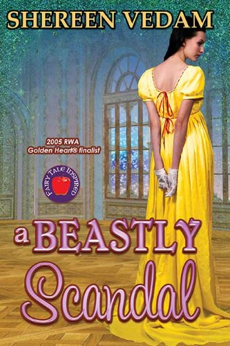 A Beastly Scandal by Shereen Vedam