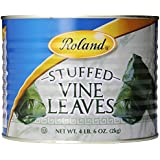 Roland Vine Leaves, Stuffed, 70 Ounce (Pack of 2)