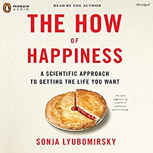 The How of Happiness Audiobook