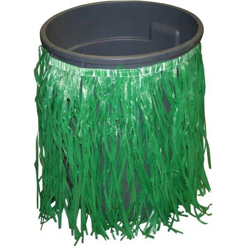 Hula Skirt Trash Can Cover - 1