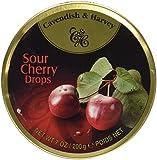 Cavendish & Harvey Fruit Tin - Cherry, 6-Ounce
