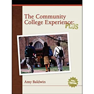VangoNotes for The Community College Experience, Plus | [Amy Baldwin]