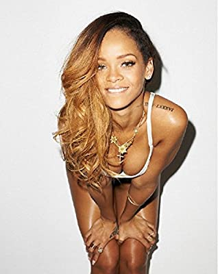 Rihanna 8x10 Photo - No Image is Cropped. No white or black borders, What you see is what you get. #MS1671