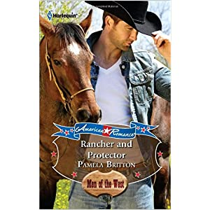 Rancher and Protector by Pamela Britton