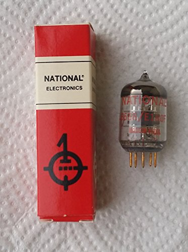 National Electroinics 6688/E180F Vacuum Tube New In Box