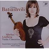 Sibelius : Concerto Pour Violon - Lindberg - Concerto Pour Violon