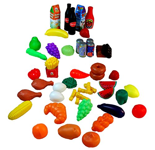 Mini Market Grocery Play Food Set