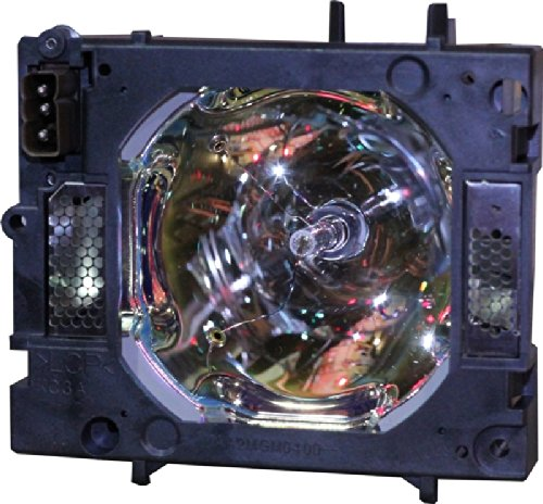 Diamond Lamp for EIKI LC-X85 Projector with a Ushio bulb inside housing
