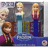 Disney Frozen PEZ Gift Set Collectors Item