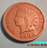 1906 U.S. Indian Head Cent / Penny