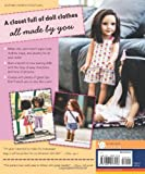 "Sew in StyleMake Your Own Doll Clothes: 22 Projects for 18"" Dolls  Build Your Sewing Skills"