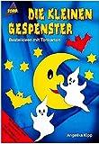 Window-Color-Vorlage: Die kleinen Gespenster - Bastelideen mit Tonkarton (5. illustierte Auflage inkl. Vorlagen in Originalgröße) [Broschiert] (Topp Hobby-Ratgeber)