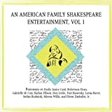 img - for An American Family Shakespeare Entertainment, Vol. 1 (Dramatized) book / textbook / text book