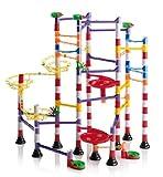 Quercetti Super Marble Run Vortis, 224 Pieces Children, Kids, Game