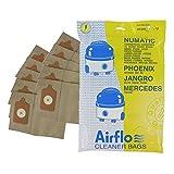 Henry Hoover bags (10 Pack)