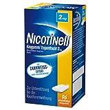 Nicotinell Kaugummi Tropenfrucht 2 mg 96 stk