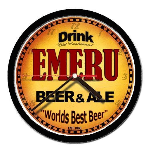 emeru-beer-and-ale-cerveza-wall-clock