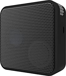 Portronics Cubix BT Portable Bluetooth Speaker - Black