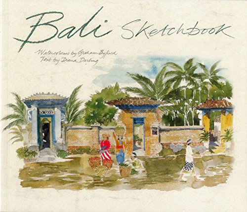 Book Review: Bali Sketchbook by Graham Byfield | Parka Blogs