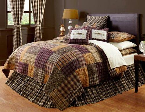 "Truman King Bed Skirt 78X80X16"""