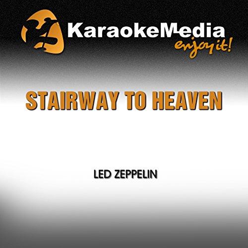 Stairway To Heaven (Karaoke Version) [In The Style Of Led Zeppelin)
