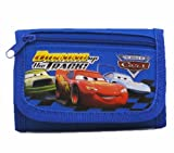 Disney Car Blue Wallet With Mini Flute