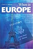 img - for When in Europe: A Travelogue Collection book / textbook / text book