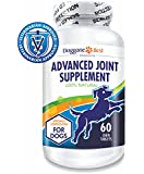Dog Supplements For Joints - Best For Joint Pain Relief For Dogs, Joint Health For Dogs, While Being An All Natural Dog Treat - Glucosamine - MSM - USA Made Dog Treats