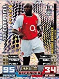 Match Attax 2014/2015 Sol Campbell Record Breaker 14/15