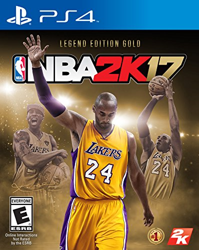 NBA 2K17 - Legends Gold - PlayStation 4 (Xbox One Consoles 2k Bundle compare prices)