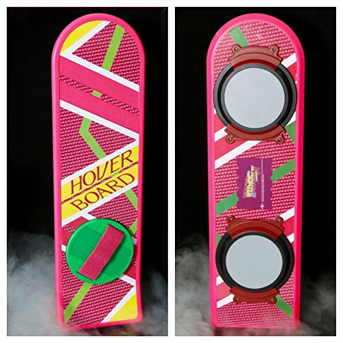 Back To The Future Hoverboard Prop ✮ Officially Licensed by Universal Studios ✮ Marty Mcfly Hoverboard ✮ BTTF Hoverboard