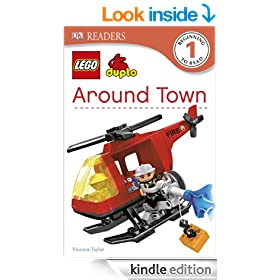 LEGO� DUPLO Around Town (DK Readers Level 1)