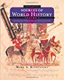 img - for Sources of World History, Volume I (Sources of World History Vol. 1) book / textbook / text book