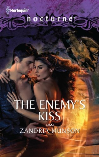 Image for The Enemy's Kiss (Harlequin Nocturne)