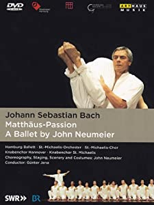 Johann Sebastian Bach - Matthäus-Passion [3 DVDs]