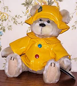"Brass Button Bears ~ Harper the Bear of Health (12"")"