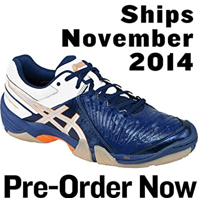 Buy Asics Mens Gel-Domain 3 Volleyball Shoe by ASICS